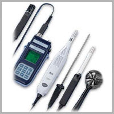Immagine per la categoria Igrometri e termoigrometri portatili