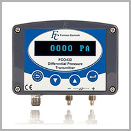 Immagine per la categoria Trasmettitori di basse pressioni differenziali