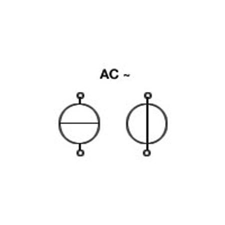 Immagine per la categoria Alternating voltage/current - high voltage