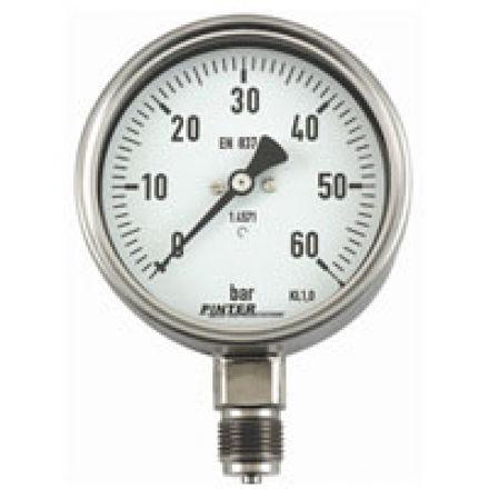 Immagine di Bourdon Tube Pressure Gauge Type P1