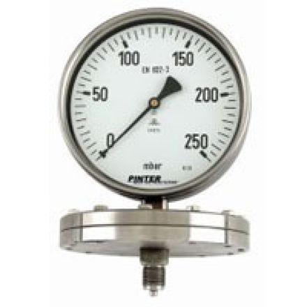 Immagine di Diaphragm Pressure Gauge Type P3