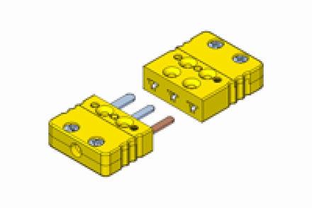 Immagine di Connettore Miniatura a Tre Contatti