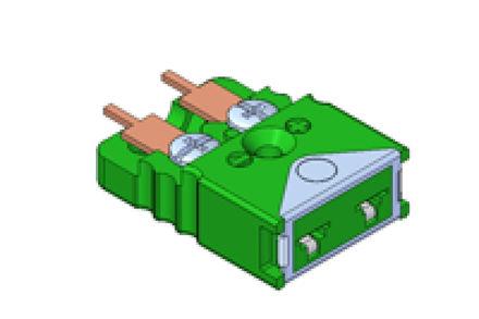 Immagine di Presa Miniatura Autobloccante per Montaggio PCB