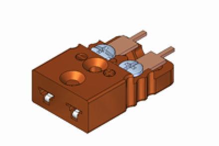 Immagine di Presa Miniatura per Montaggio PCB Alta Temperatura