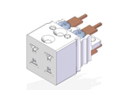 Immagine di Presa Miniatura Doppio per Montaggio PCB