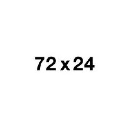 Immagine di 72 x 24 mm