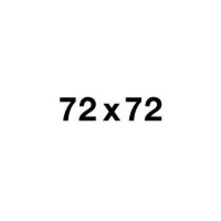 Immagine di 72 x 72 mm