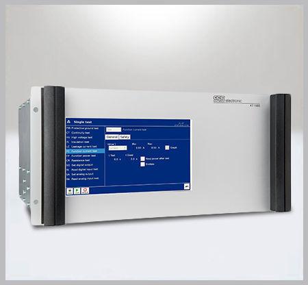 Immagine per la categoria Prove di Sicurezza Elettrica
