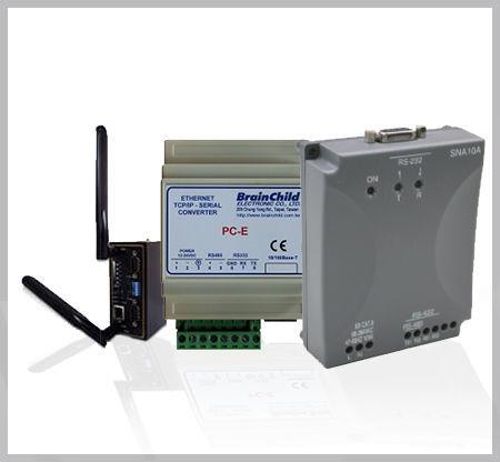 Immagine per la categoria Interfacce di Comunicazione e Routers / Modem